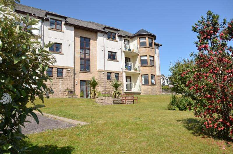 2 Bedrooms Apartment Flat for sale in Marine Parade, Hunters Quay, Dunoon, Argyll, PA23