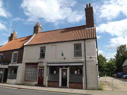 1 Bedroom End Of Terrace House for sale in West Street, Horncastle