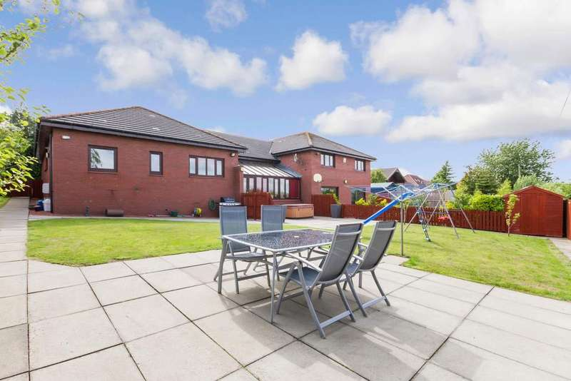4 Bedrooms Detached House for sale in Strathaven Road, Lesmahagow