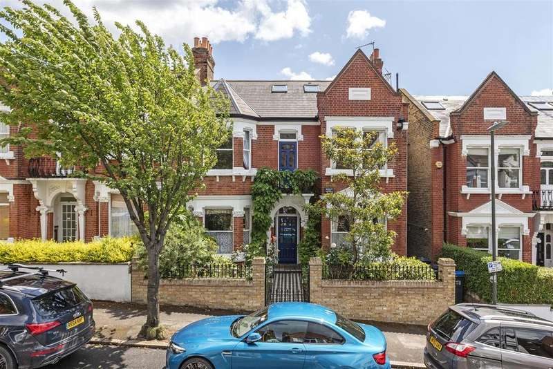 6 Bedrooms Detached House for sale in Bernard Gardens, London