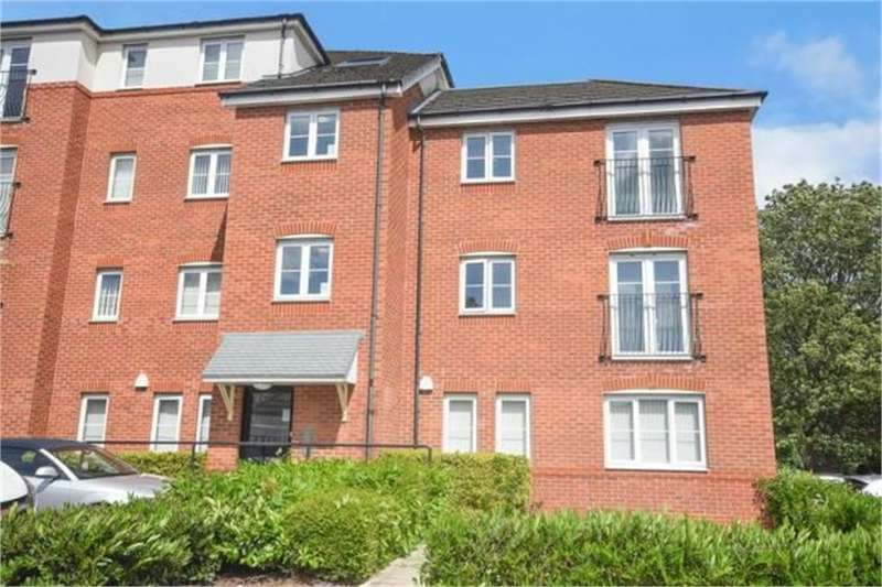 1 Bedroom Flat for sale in St Michaels View, WIDNES, Cheshire