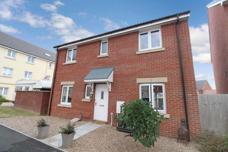 4 Bedrooms Detached House for sale in Bloomery Circle, Newport, NP19
