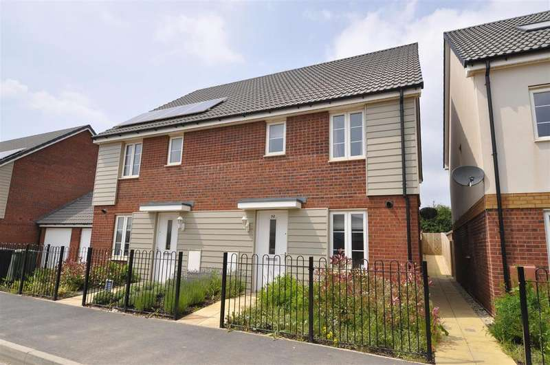3 Bedrooms Semi Detached House for rent in Rydon Place