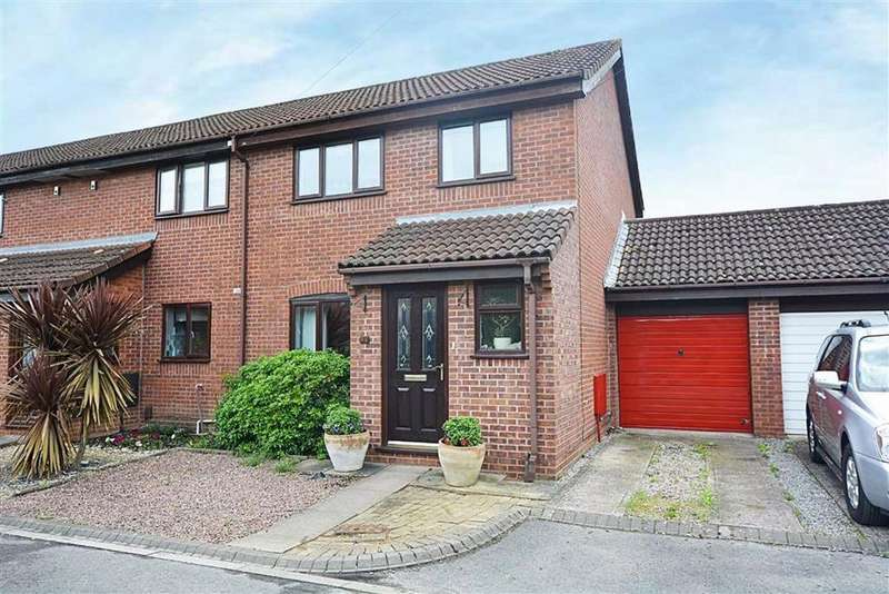 3 Bedrooms End Of Terrace House for sale in The Willows, Quedgeley