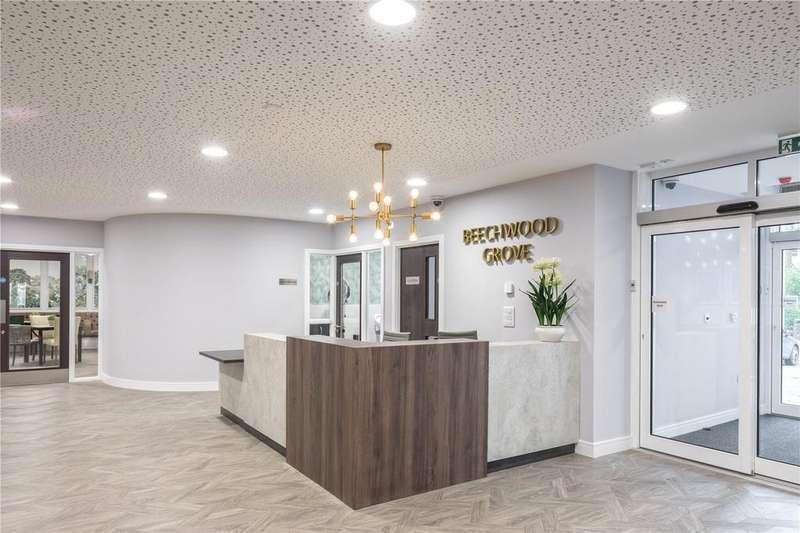 2 Bedrooms Retirement Property for sale in Beechwood Grove, Albert Road, Caversham, Reading, Berkshire, RG4