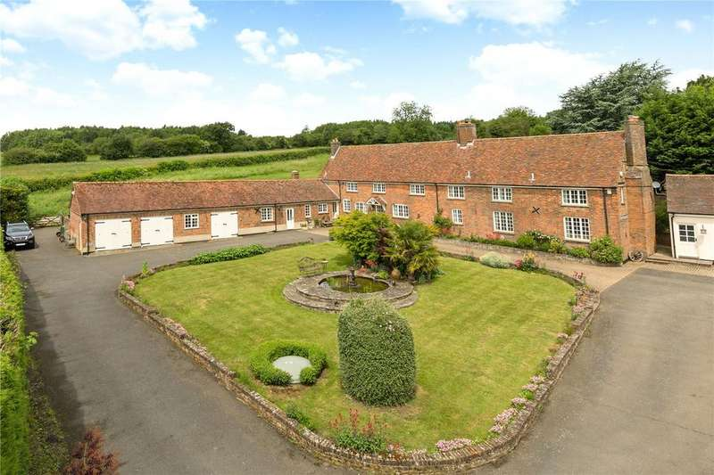 5 Bedrooms Unique Property for sale in Church End, Kensworth, Bedfordshire, LU6