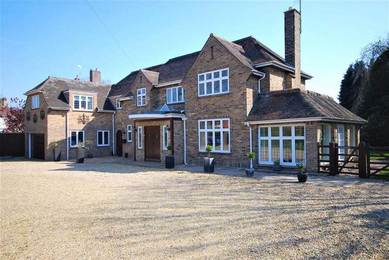 5 Bedrooms Detached House for sale in Pinchbeck Road, Spalding