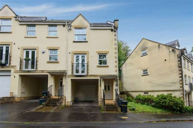 4 Bedrooms End Of Terrace House for sale in Blaisedell View, Bristol