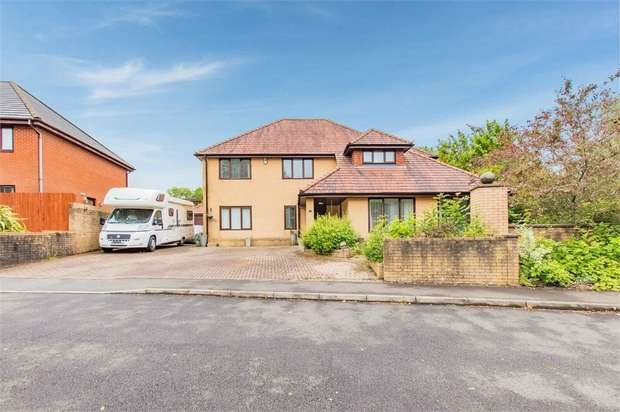 4 Bedrooms Detached House for sale in Copper Beeches, Penpedairheol, Hengoed, Caerphilly