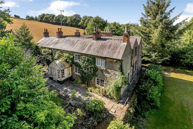 10 Bedrooms Detached House for sale in Farnah Green, Belper, Derbyshire, DE56