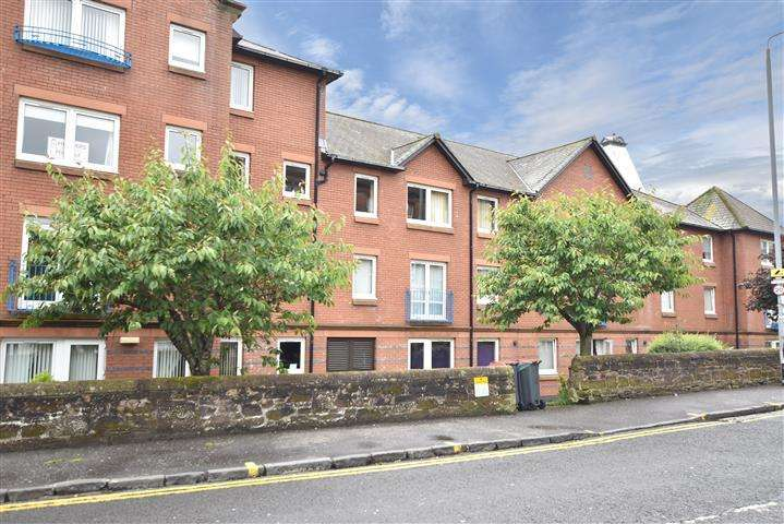 1 Bedroom Retirement Property for sale in 25 Kyle Court Smith Street, Ayr, KA7 3AW