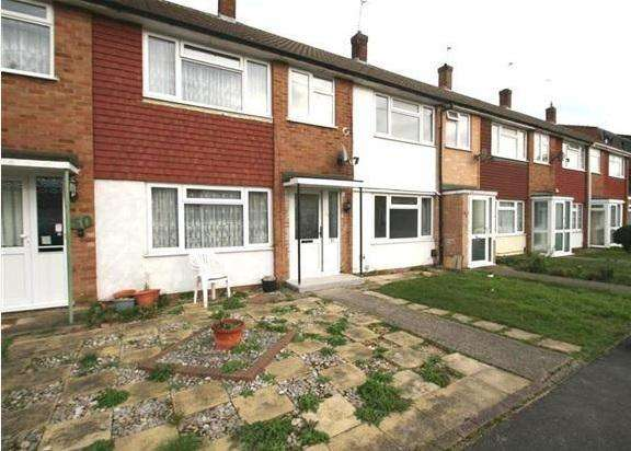 4 Bedrooms Terraced House for sale in Cherry Avenue, Langley SL3