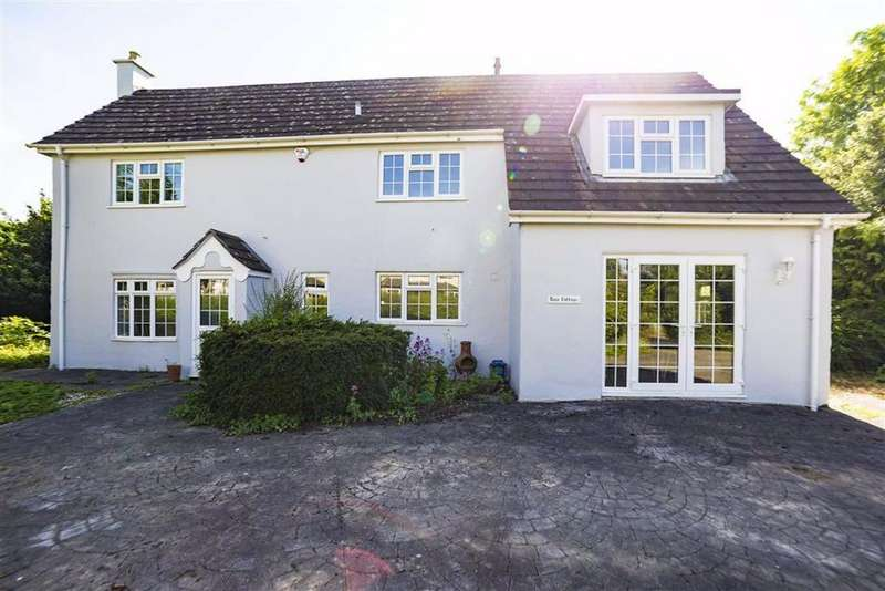 3 Bedrooms Detached House for sale in Chapel Lane, Chepstow
