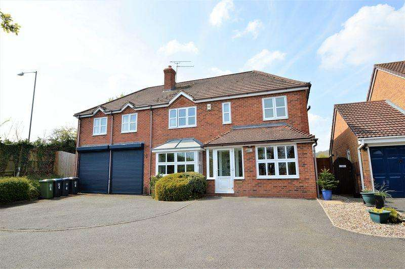 6 Bedrooms Detached House for sale in Peart Drive * Studley * B80 7DD