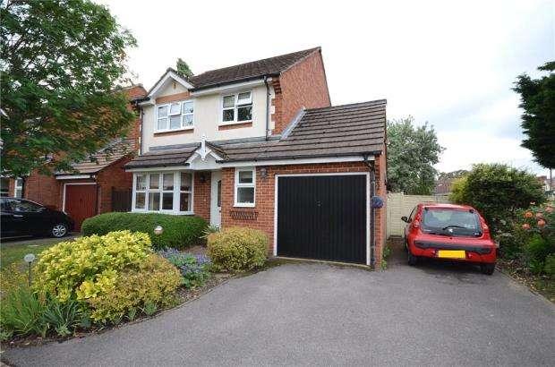 3 Bedrooms Detached House for sale in Herretts Gardens, Aldershot, Hampshire
