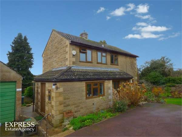3 Bedrooms Detached House for sale in Bussage, Stroud, Gloucestershire