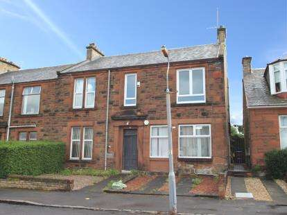 2 Bedrooms Flat for sale in Yorke Place, Bonnyton Road