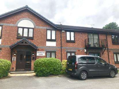 2 Bedrooms Flat for sale in Ermington Court, Egerton Street, Heywood, Greater Manchester, OL10