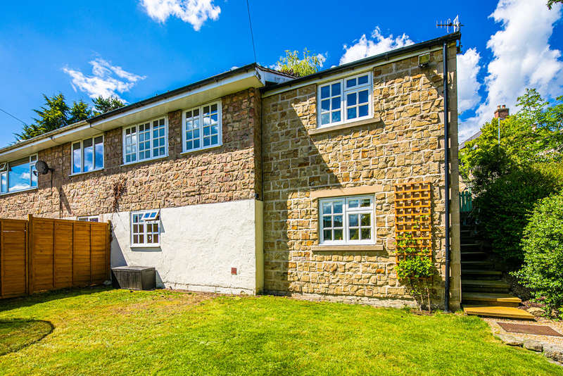 3 Bedrooms Semi Detached House for sale in Fly Hill, Bakewell