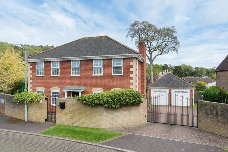 4 Bedrooms Detached House for sale in Mannering Close, River, Dover