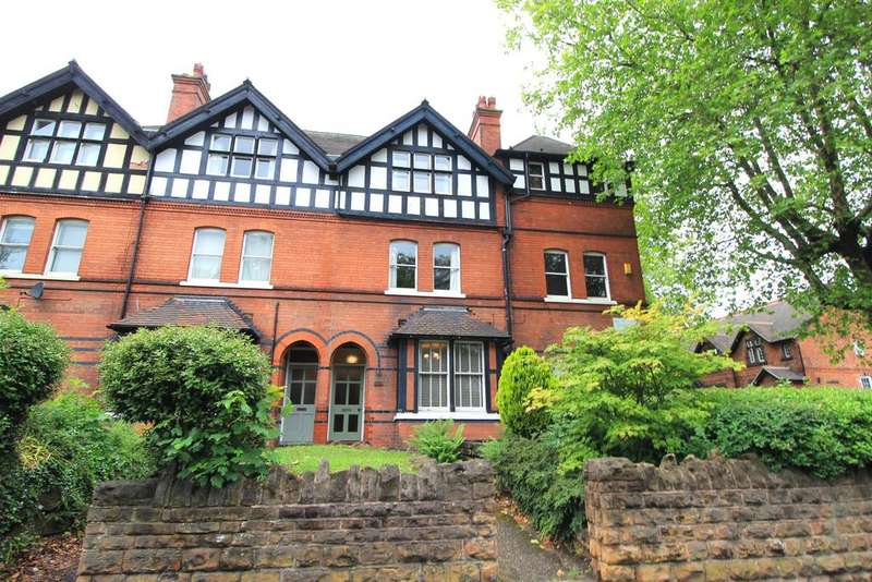 5 Bedrooms Terraced House for sale in Mansfield Road, Sherwood, Nottingham