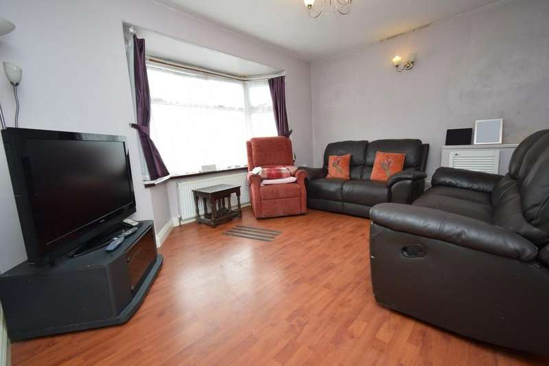 3 Bedrooms Detached Bungalow for sale in Kitchener Road, Evington, Leicester