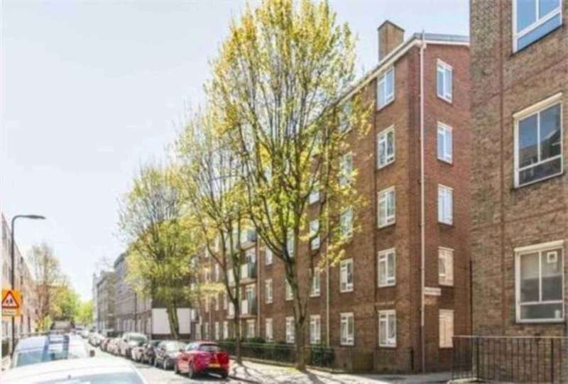 2 Bedrooms Flat for sale in Millman Street, London