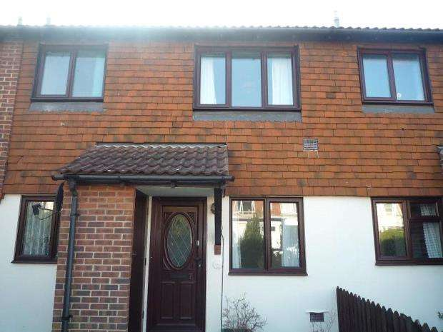 1 Bedroom Terraced House for sale in Whites Court, Gladys Avenue, Portsmouth