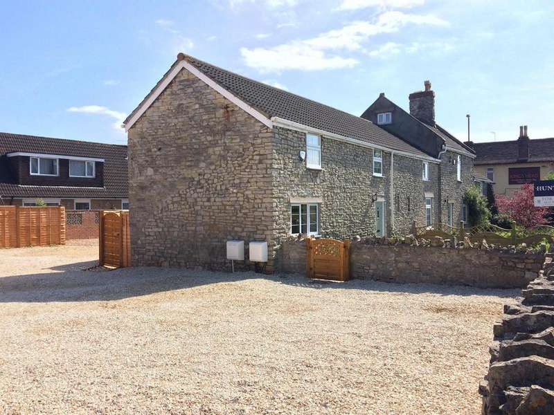 4 Bedrooms Cottage House for sale in Bridgwater Road, Uplands, Bristol, BS13 7AX