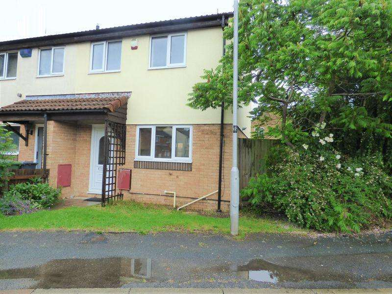 3 Bedrooms End Of Terrace House for sale in Maple Close, Gloucester