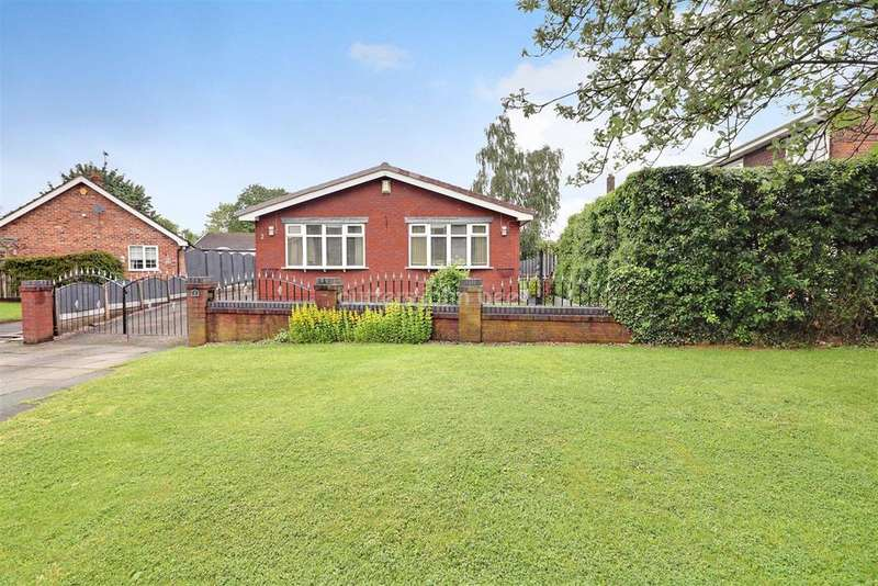 3 Bedrooms Bungalow for sale in Plover Ave, Winsford