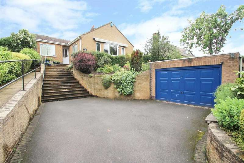 3 Bedrooms Bungalow for sale in Woodgate, Rothley, Leicester