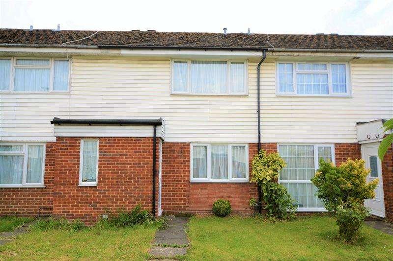 3 Bedrooms Terraced House for sale in Torridge Road Langley, Slough