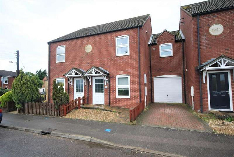 2 Bedrooms Terraced House for sale in Six House Bank, West Pinchbeck, Spalding