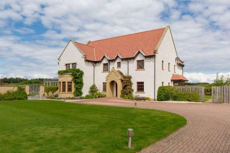 5 Bedrooms Detached House for sale in 20 The Village, Archerfield, Dirleton, East Lothian, EH39 5HT