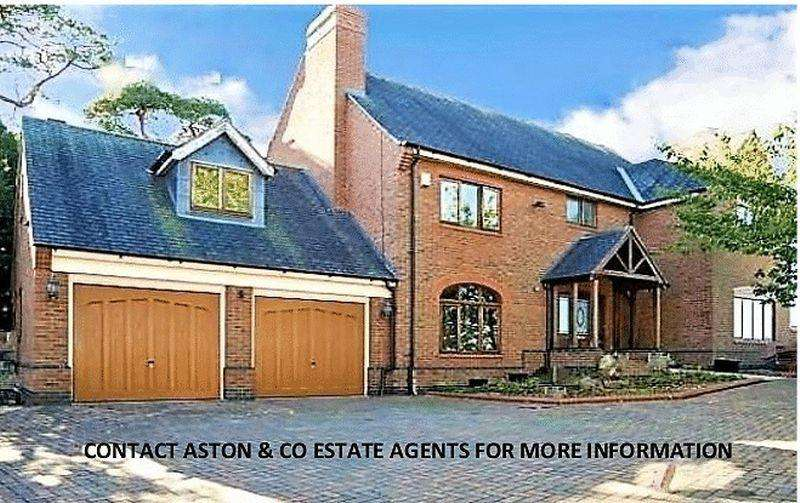 5 Bedrooms Detached House for sale in Hassall Mews,Rearsby, Leicestershire