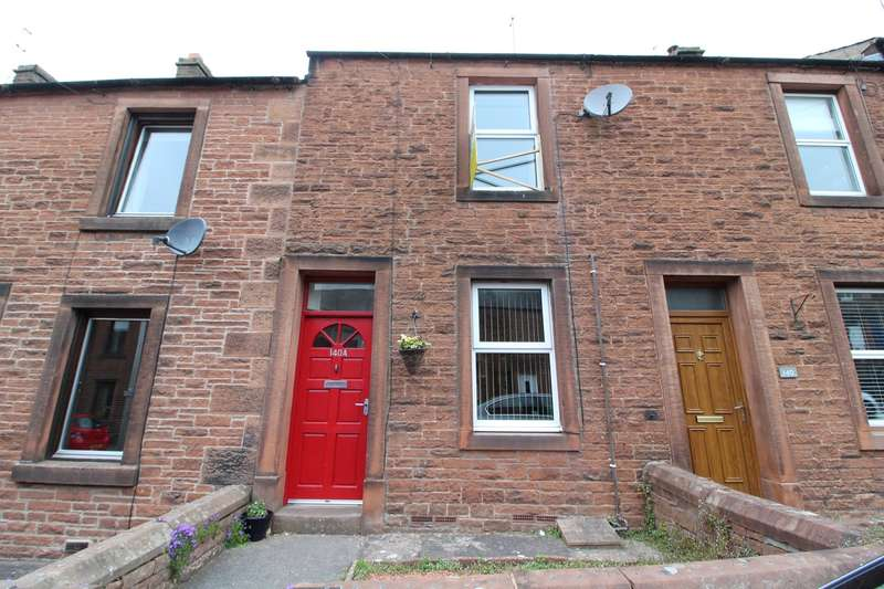 4 Bedrooms Terraced House for sale in Graham Street, PENRITH, CA11