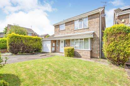 3 Bedrooms Detached House for sale in Sherbourne Drive, Ashby-de-la-Zouch