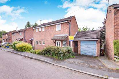 3 Bedrooms Detached House for sale in Mayfair Gardens, Nottingham, Nottinghamshire