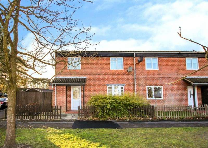 3 Bedrooms End Of Terrace House for rent in Oakdale, Crown Wood, Bracknell, Berkshire, RG12