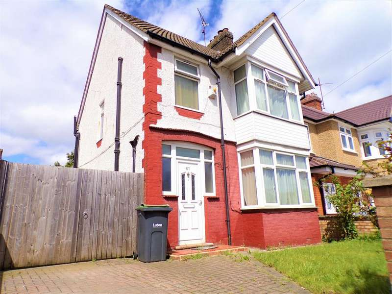 3 Bedrooms Detached House for sale in Luton, LU4