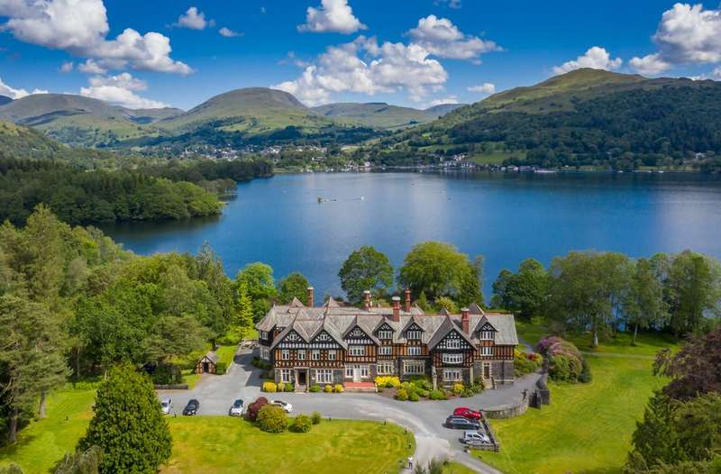 3 Bedrooms Apartment Flat for sale in Wansfell, Pullwoods, Ambleside, LA22 0HZ