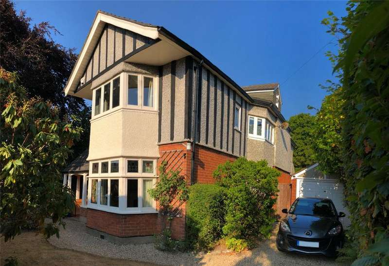 6 Bedrooms Detached House for sale in Oban Road, Talbot Woods, Bournemouth, BH3