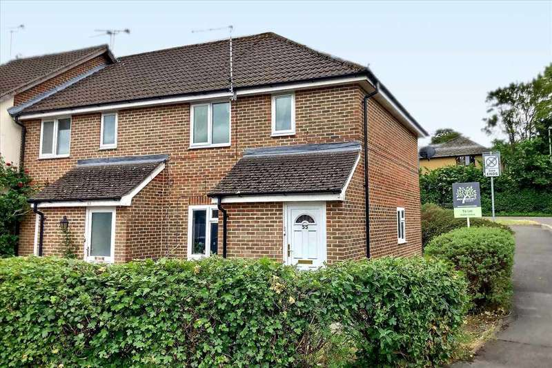 1 Bedroom Apartment Flat for sale in Walled Meadow, Andover