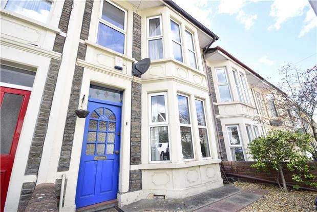 2 Bedrooms Terraced House for sale in Cassell Road, BRISTOL, BS16 5DG