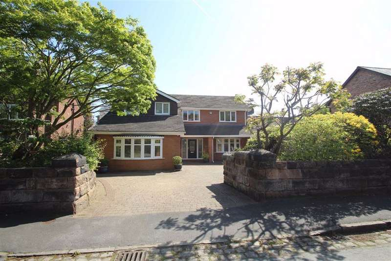 4 Bedrooms Detached House for sale in West Road, Bowdon, Bowdon Altrincham