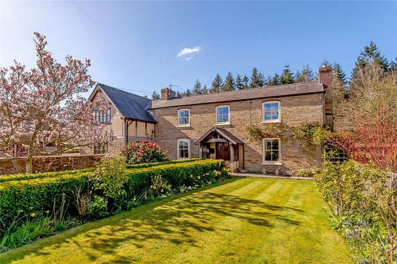 5 Bedrooms Unique Property for sale in Briery Hill Lane, Kilcot, Newent, Gloucestershire, GL18