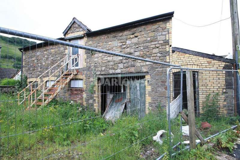 2 Bedrooms Land Commercial for sale in Mill Terrace, Cwm, Ebbw Vale, Blaenau Gwent
