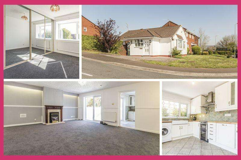 2 Bedrooms Bungalow for sale in Cwm-Cwddy Drive, Newport - REF# 00006563 - View 360 Tour at