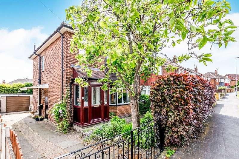 3 Bedrooms Semi Detached House for sale in Manston Way, Leeds, LS15